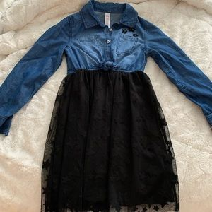 Girls Justice Dress Size 10